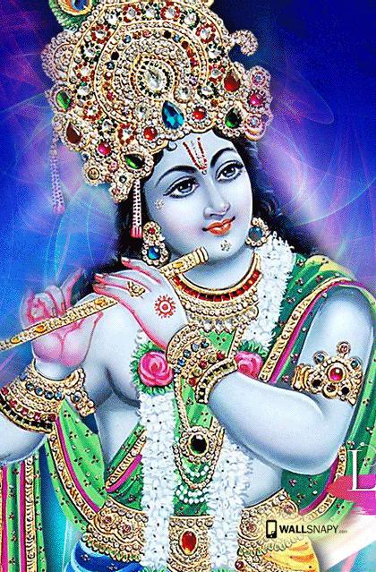 Krishna full hd wallpaper for mobile - Wallsnapy