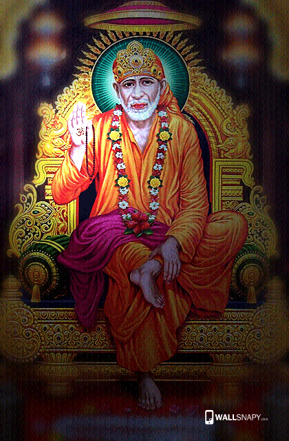 Shirdi Sai Baba Wallpaper Gallery Vinnyoleo Vegetalinfo