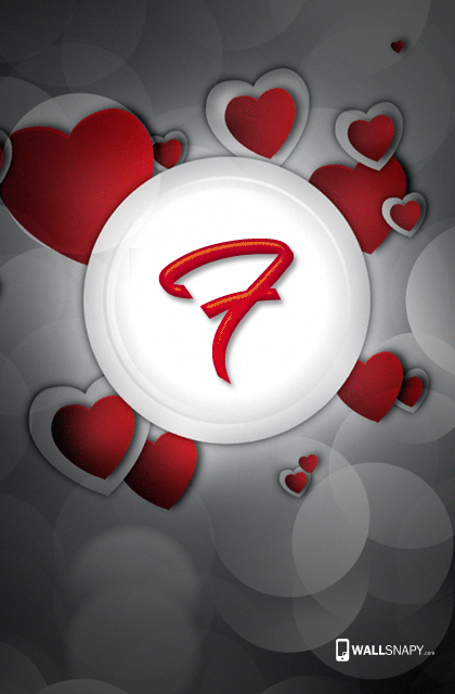 Letter F Images Love For Mobile Wallsnapy