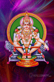 Lord Ayyappa Mobile Wallpaper
