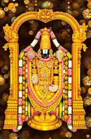 Hindu God Venkatachalapathy Hd Wallpaper Lord Balaji Photos