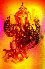 lord ganesh ji hd painting images 4995982