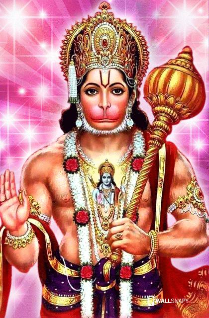 Lord Hanuman Hd Image For Mobile Wallsnapy