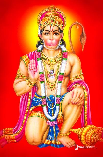 Lord Hanuman Wallpapers Download Wallsnapy