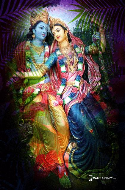 Lord kannan radha hd photos for mobile