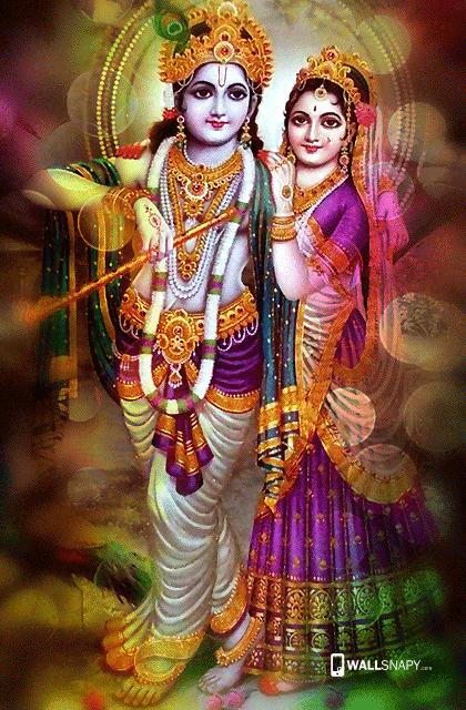 Lord Krishna Radha Image For Love Wallsnapy