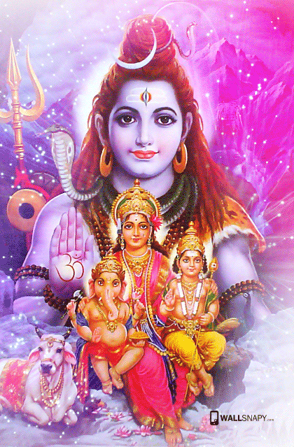 lord shiva family images hd free download primium mobile