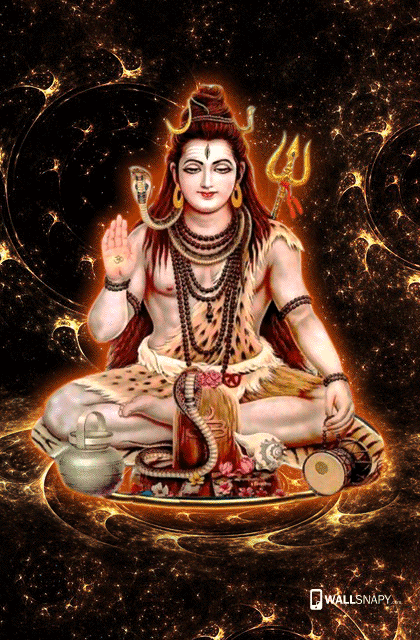Lord shiva high quality wallpaper for mobile
