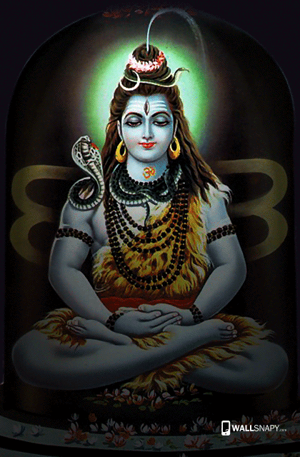 Lord Siva Hd Wallpaper For Mobile Wallsnapy