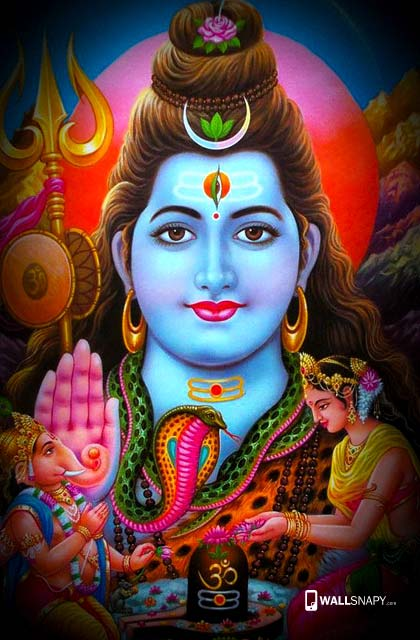 Lord siva wallpapers hd