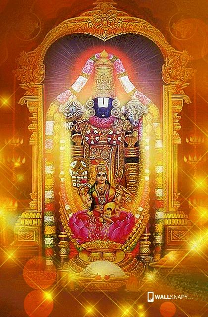 Lord Tirupati Balaji Mahalakshmi Hd Images Wallsnapy