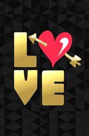 love-hearten-with-arrow-hd-wallpaper