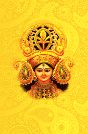 Hindu God Maatha Shakti Hd Wallpaper Maa Durga Hd Wallpaper For