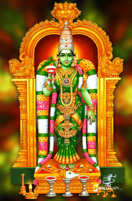 Madurai Meenakshi Amman Hd Images For Mobile Wallsnapy