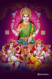 maha-lakshmi-vinayaga-sarashwathi-hd-images