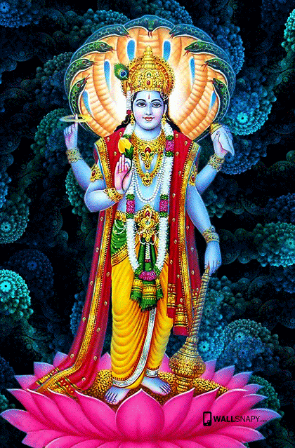 Maha Vishnu Hd Wallpaper Wallsnapy
