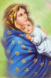 Mary yesu image hd