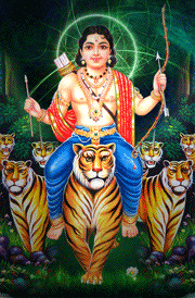 Mobile wallpaper ayyappa swami