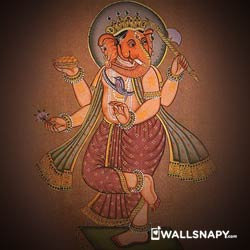 painting-ganesha-images-for-whatsapp-dp
