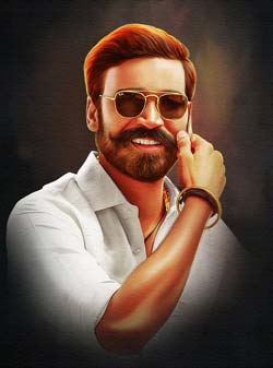 pattasu-dhanush-painting-hd-images-download