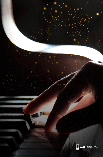 Piano Music Wallpaper Hd For Mobile Wallsnapy