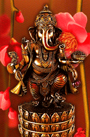 portrait-vinayagar-gold-statue-hd-wallpaper