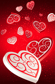 red-lovers-heart-hd-wallpaper