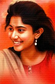 sai-pallavi-drawaing-hd-images