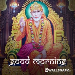 sainath-good-morning-images-status