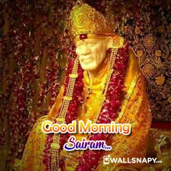 sainath-good-morning-wallpapers
