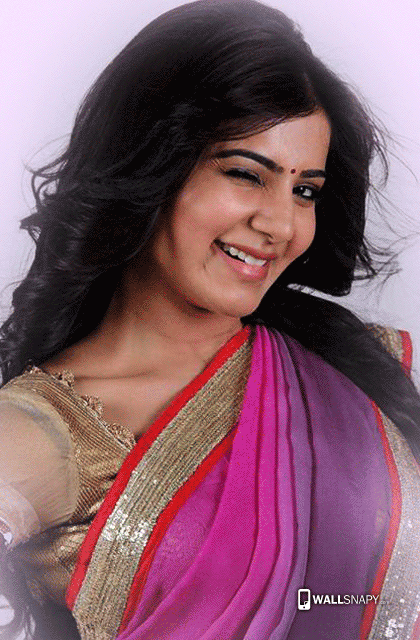 samantha pink dress hd images for mobile primium mobile