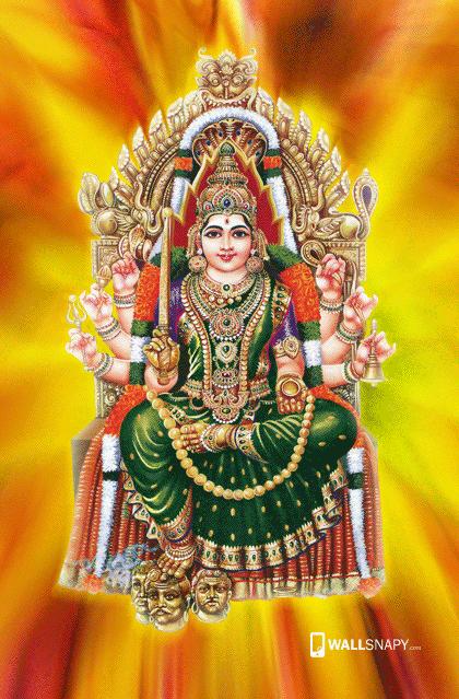 Samayapuram mariamman. Portrait wallpaper