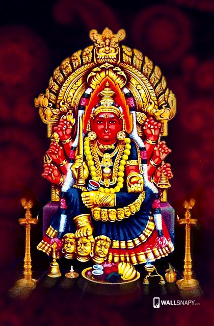 Samayapuram mariamman original hd image. Portrait wallpaper