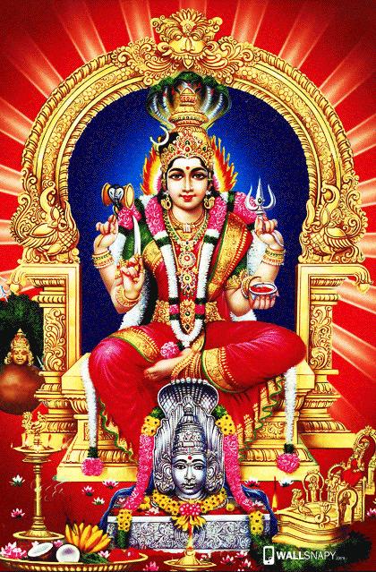 Samayapuram mariamman wallpaper for mobile