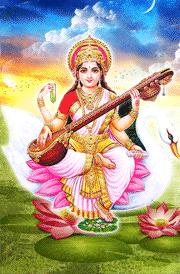 saraswati-devi-hd-wallppaer-latest