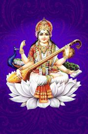 Saraswati hd images free download