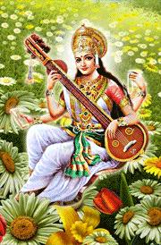 Maa Saraswati Wallpapers, HD Images, Photos & Pictures