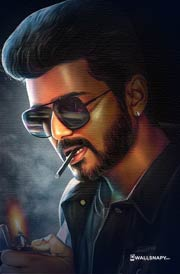 sarkar-vijay-oil-painting-wallpapers