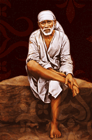 Shirdi baba setting