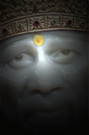 Shirdi sai baba eye