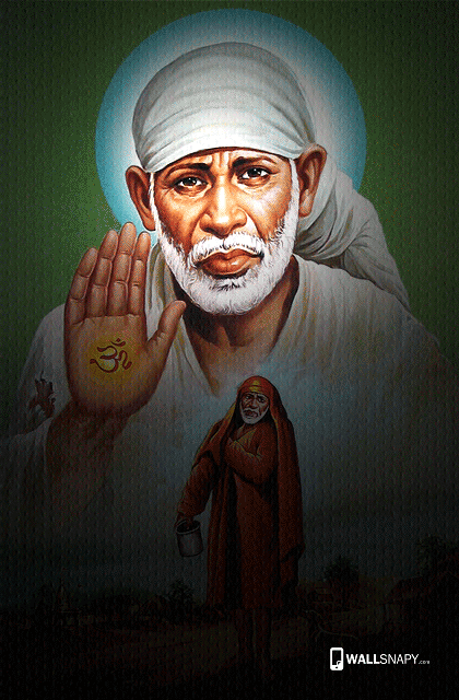 Hd Wallpaper Sai Baba - HD Wallpaper For Desktop Background ...