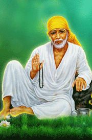 Shirdi sai baba setting