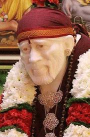 Shirdi sai baba statue for mobile
