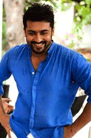 smiling-surya-blue-shirt-hd-wallpaper
