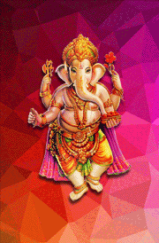 Standing ganapathi