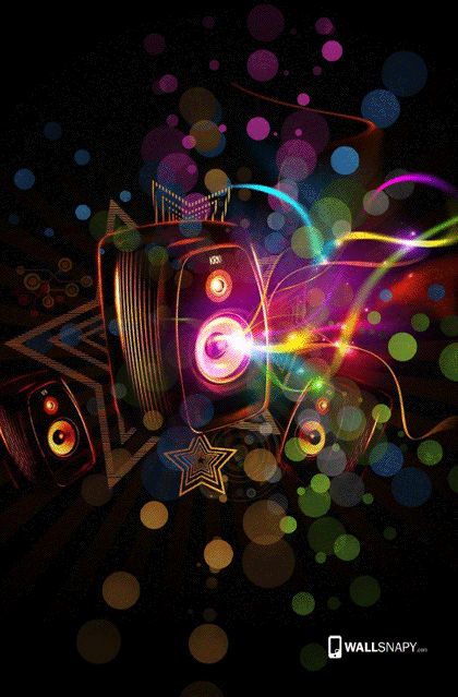 Stylish music wallpapers for mobile primium mobile for Stylish wallpaper