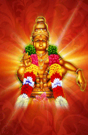 Hindu god ayyappa hd wallpaper | Swamiye saranam ayyappa