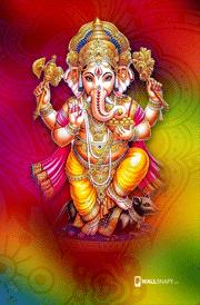 Hindu God Vinayagar Hd Wallpaper Beautiful Pictures Of Lord Ganesha Primium Mobile