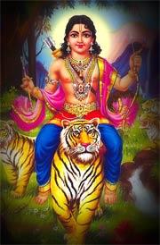 tiger-ayyappan-wallpapers