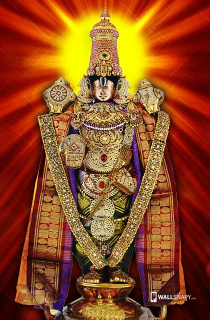Tirupathi Venkatachalapathy Hd Wallpaper Latest Primium Mobile Wallpapers Wallsnapy Com